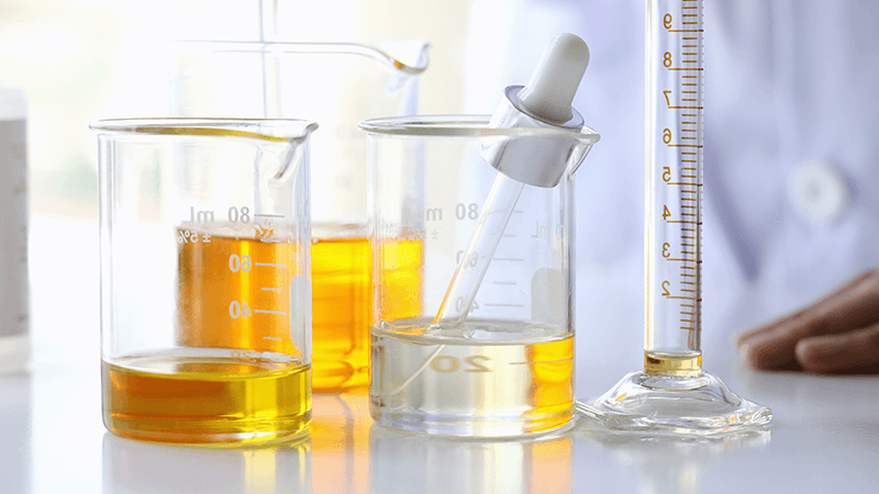 CBD Being Tested In A Lab