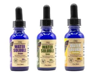 Top Selling American Shaman Water Soluble CBD Oil Irving TX